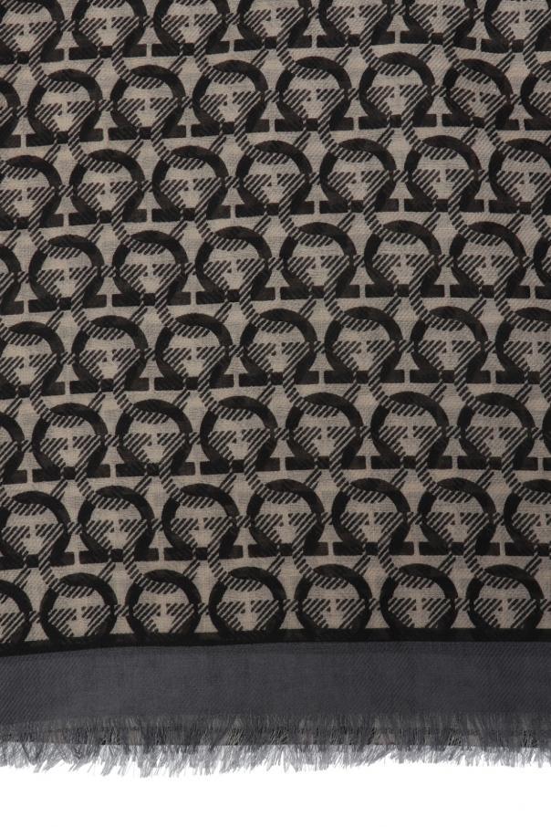 Branded scarf Salvatore Ferragamo   Vitkac shop online 604x906