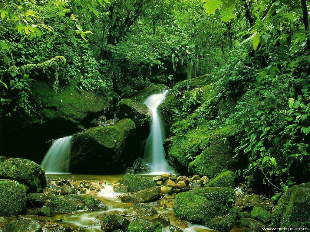 Nature Wallpapers Waterfall Wallpapers 1024x768
