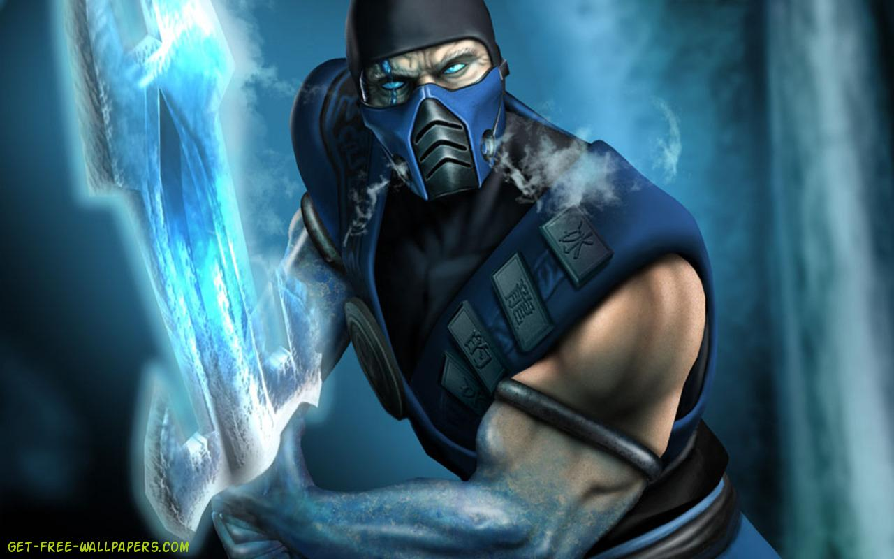 44 Mortal Kombat Sub Zero Wallpaper On Wallpapersafari