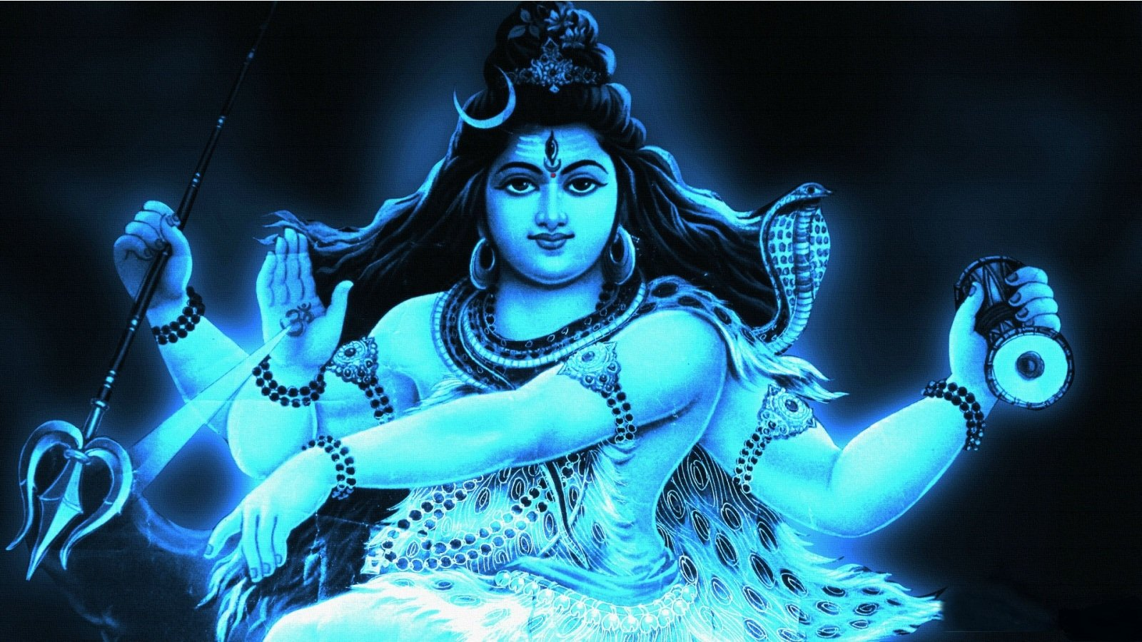 Lord Shiva Tandav Dance HD Wallpapers   Full HD Wallpaper for Desktop 1600x900