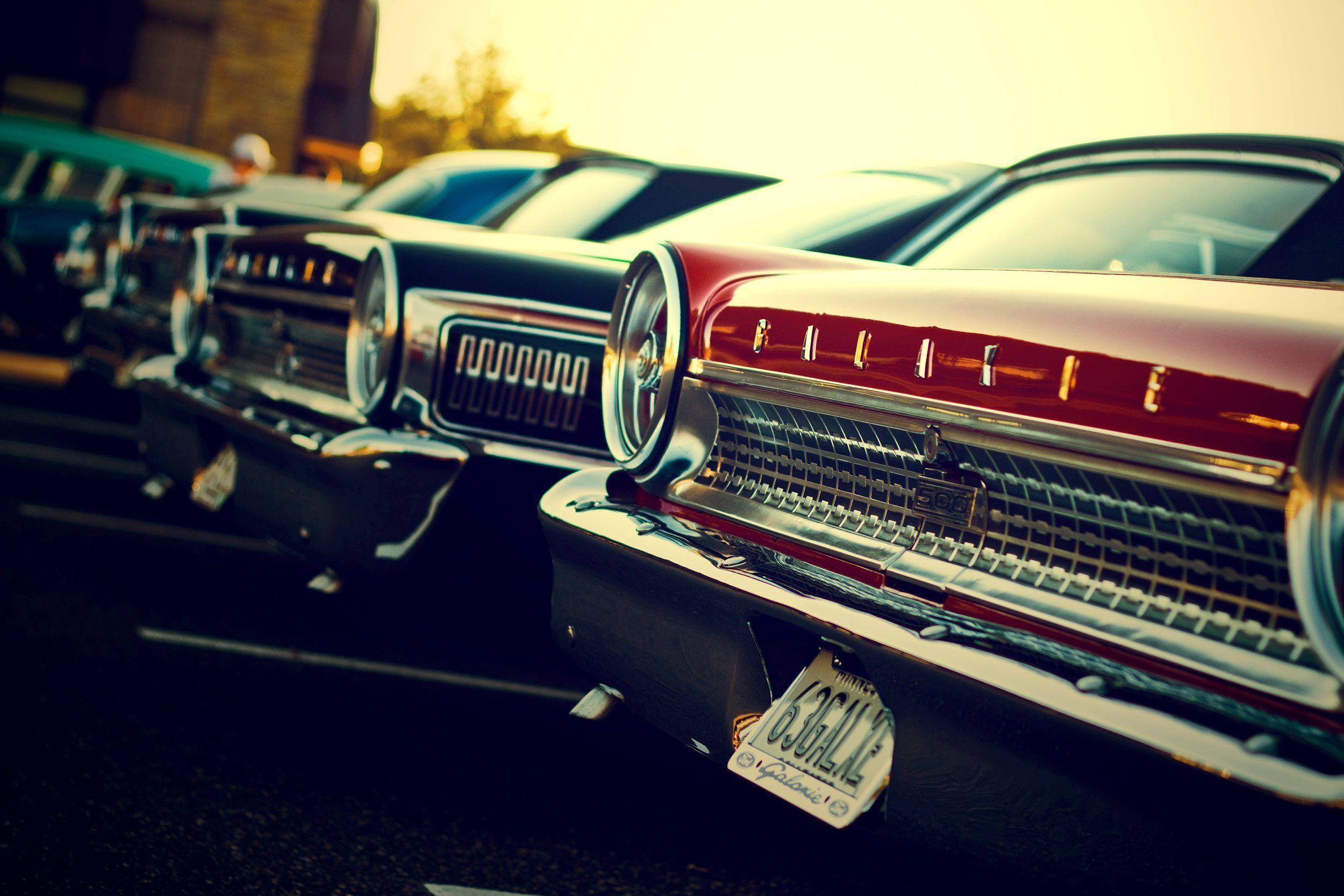 Classic Cars Wallpapers 2500x1667