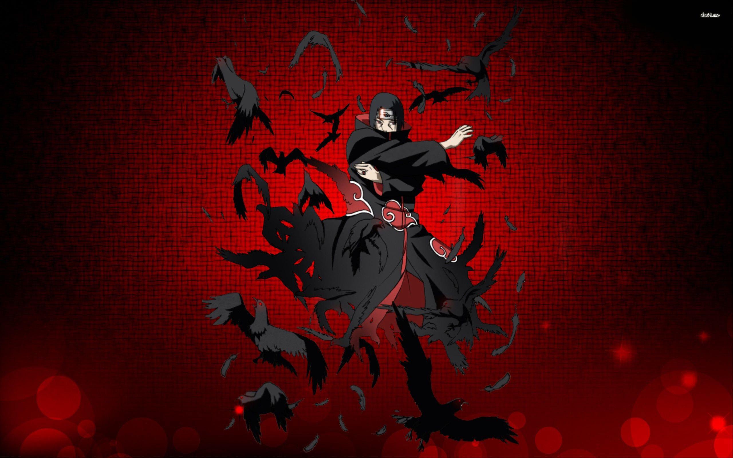 Itachi Uchiha   Naruto wallpaper   Anime wallpapers   19318 2560x1600
