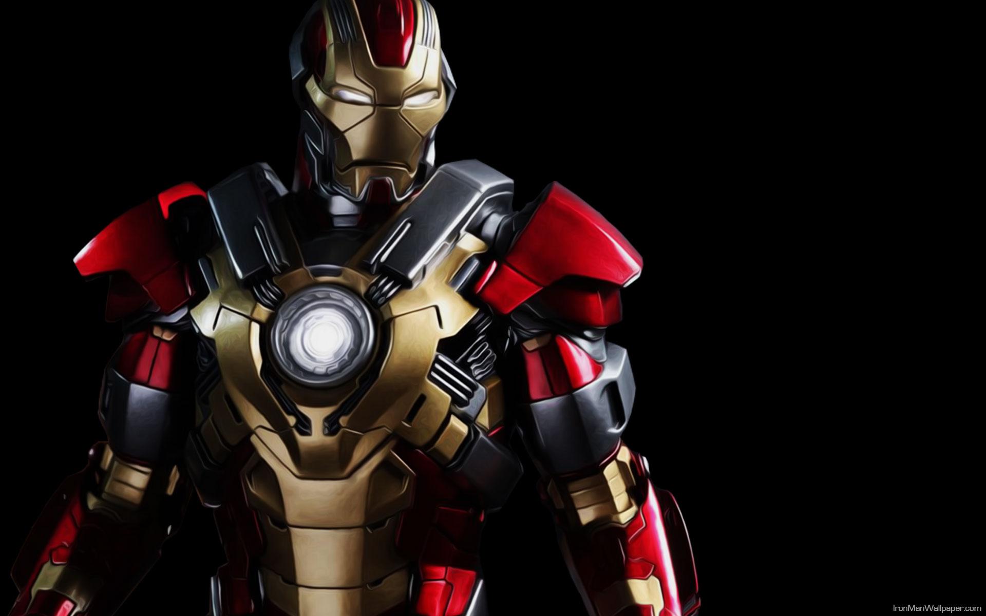 Iron Man Wallpaper Heartbreaker 1920x1200