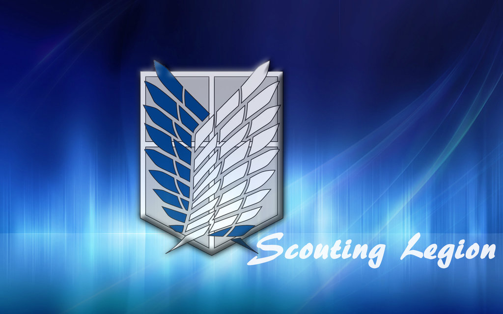 Free Download Attack On Titan Wallpaper Scouting Legion