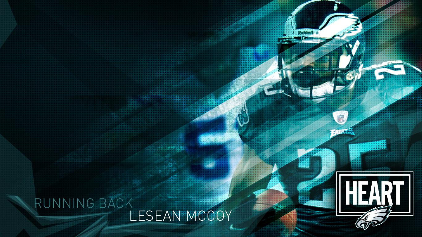 LeSean McCoy 1366x768