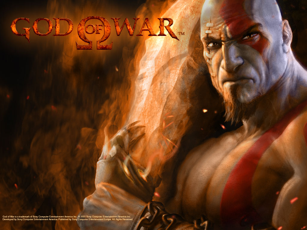 Free Download God Of War 3 Hd Fotos 3d 1024x768 For Your