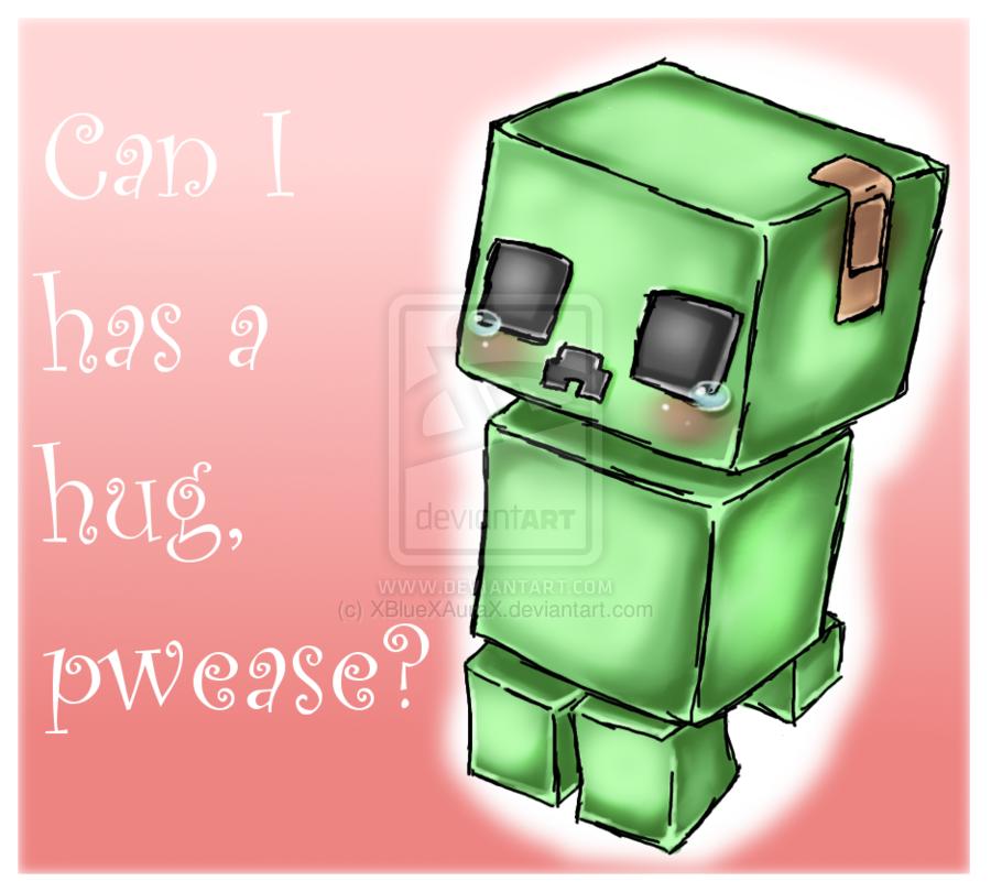 Cute Kawaii Minecraft Wallpaper