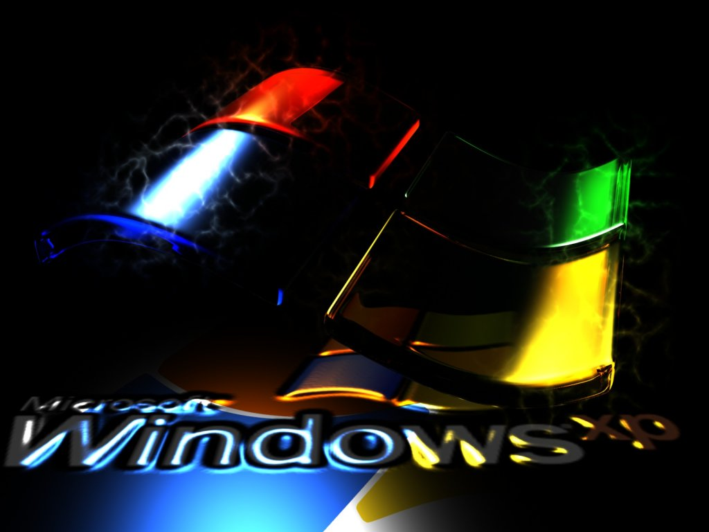 Theme Windows XP Noir Wallpapers W3 Directory 1024x768
