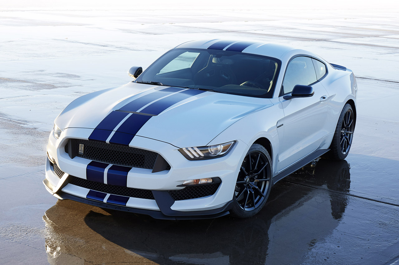 The All new Shelby GT350 Mustang 1280x850