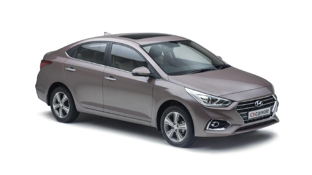 Hyundai Verna Photo Exterior Image   CarWale 1056x594