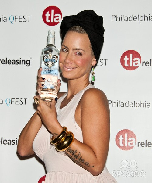 Amber Rose Hosts Smirnoff Fluffed Marshmallow And Whipped Cream 500x600