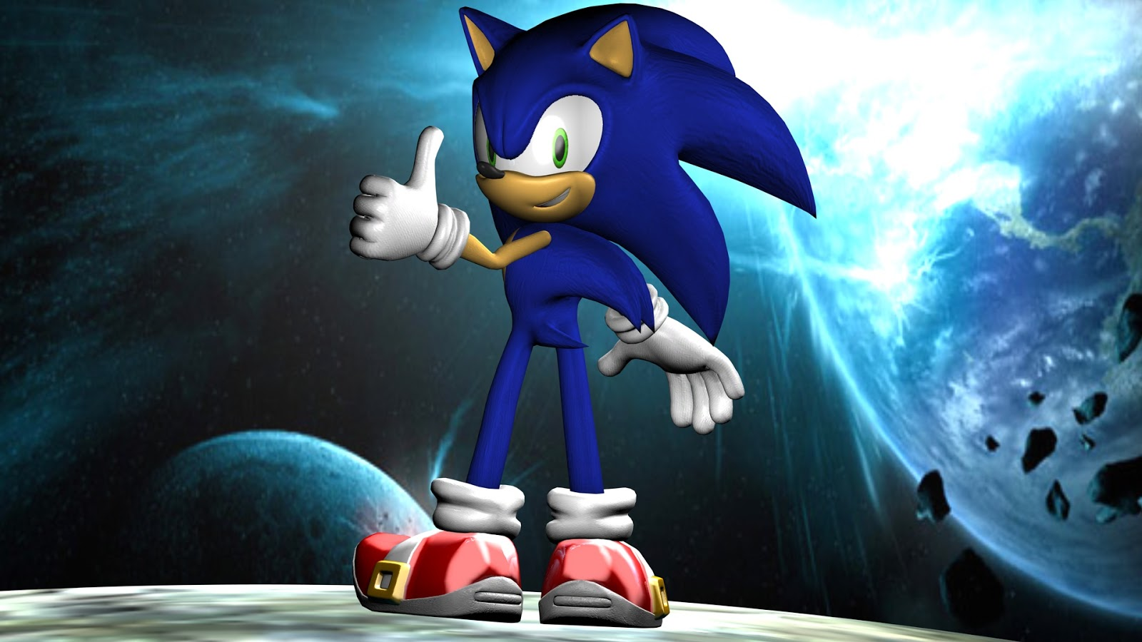 47 Sonic The Hedgehog Hd Wallpaper On Wallpapersafari