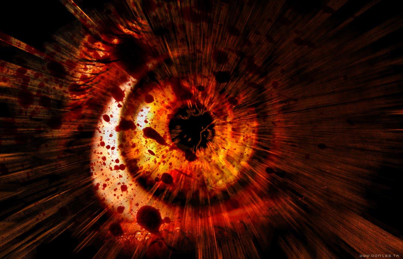 blazing eye Badass Wallpapers