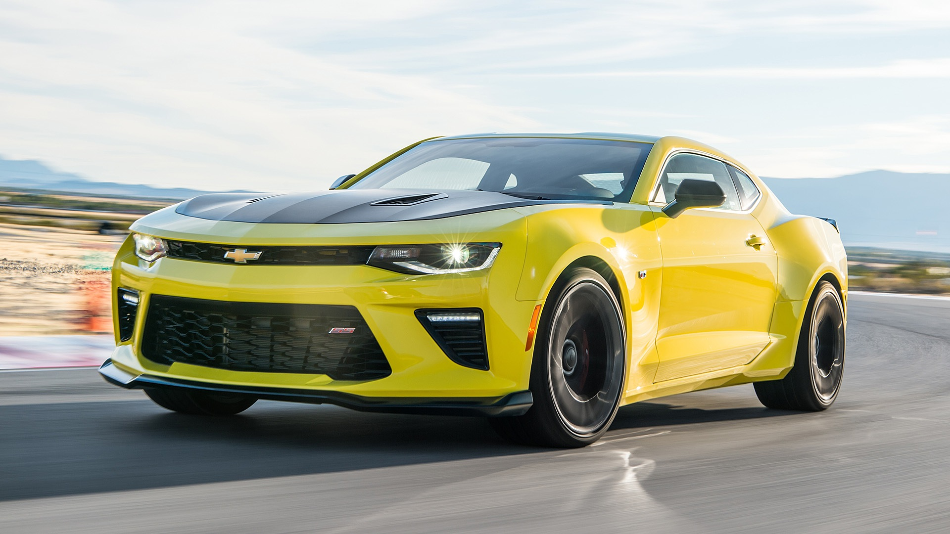 Free Download 2017 Chevrolet Camaro Ss 1le 8 Wallpapers