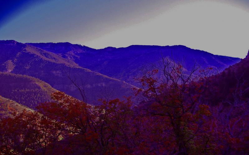appalachian blue ridge mountains wallpaper - photo #26