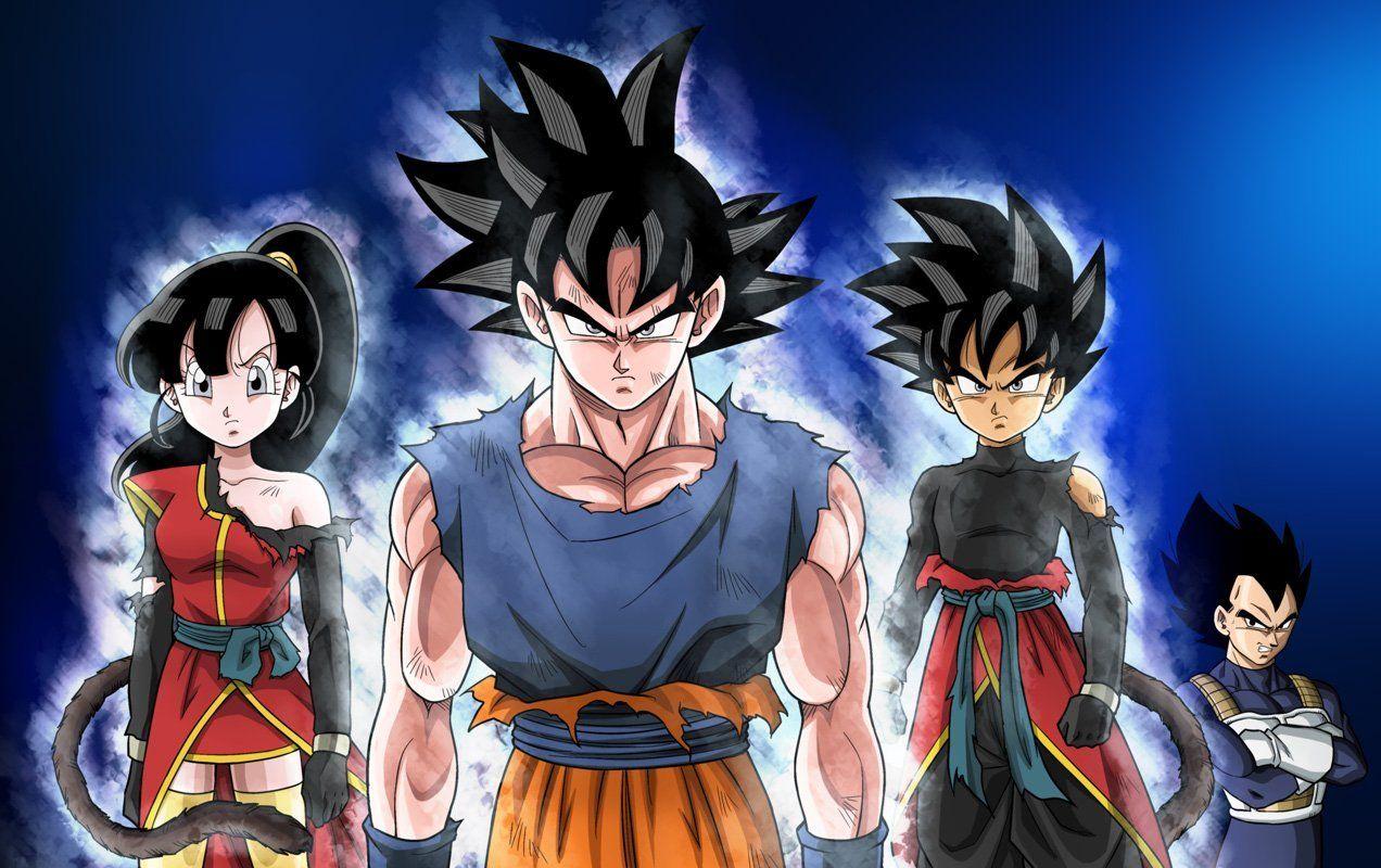 Ultra Instinct Goku Wallpapers 1272x800