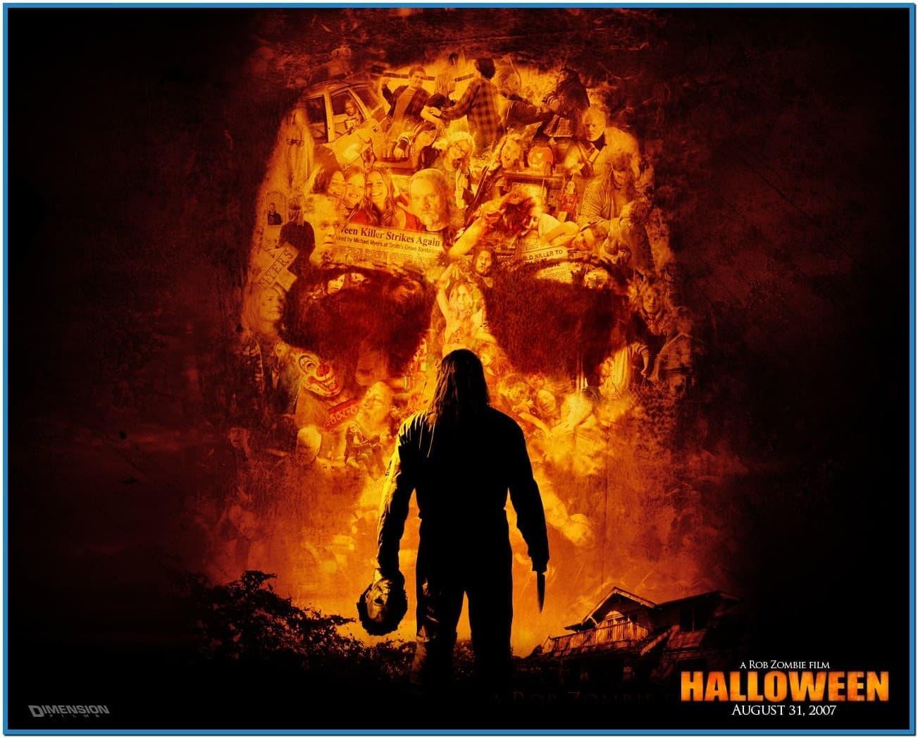 Halloween movie wallpaper screensavers   Download 1303x1047