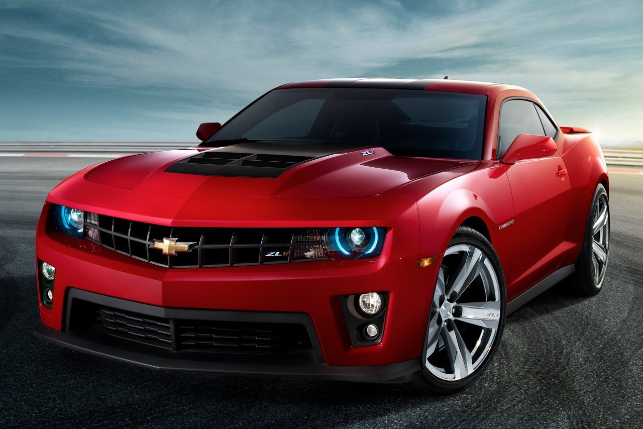 Camaro ZL1 Download HD Wallpapers 1280x854