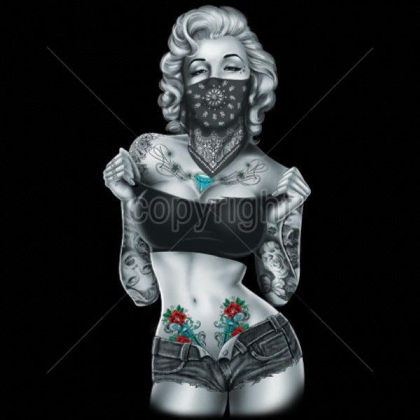 Hd wallpaper car - Tattooed Marilyn Monroe Wallpaper Wallpapersafari