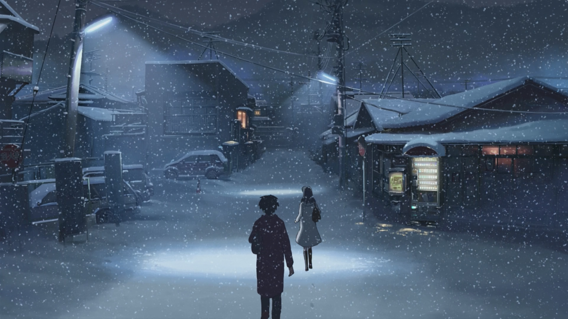 Free Download 5 Centimeters Per Second Backgrounds 1920x1080 For