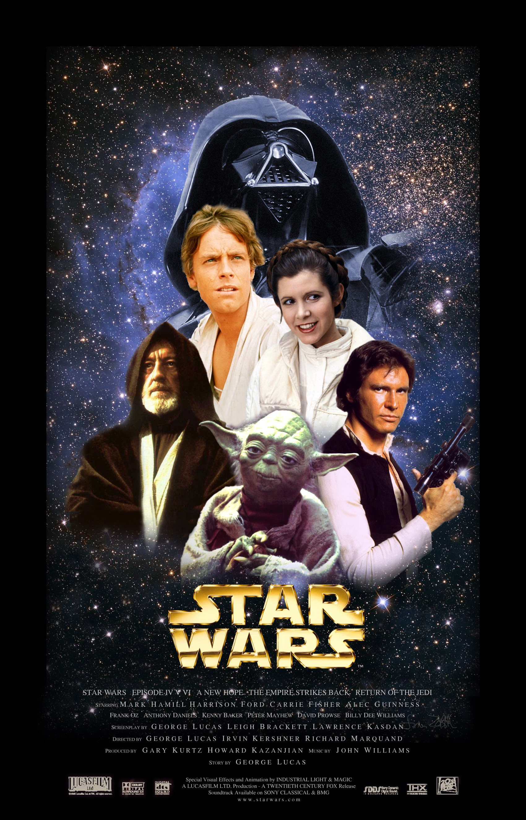 episode iii revenge of the sith posters two trilogy posters 1700x2650