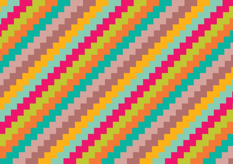 Colorful zig zag pattern background   download vector image 800x565