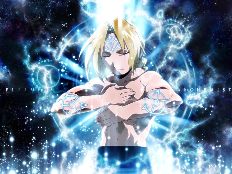 Fullmetal alchemist edward elric wallpaper wallpapersafari - Full hd anime wallpaper pack ...
