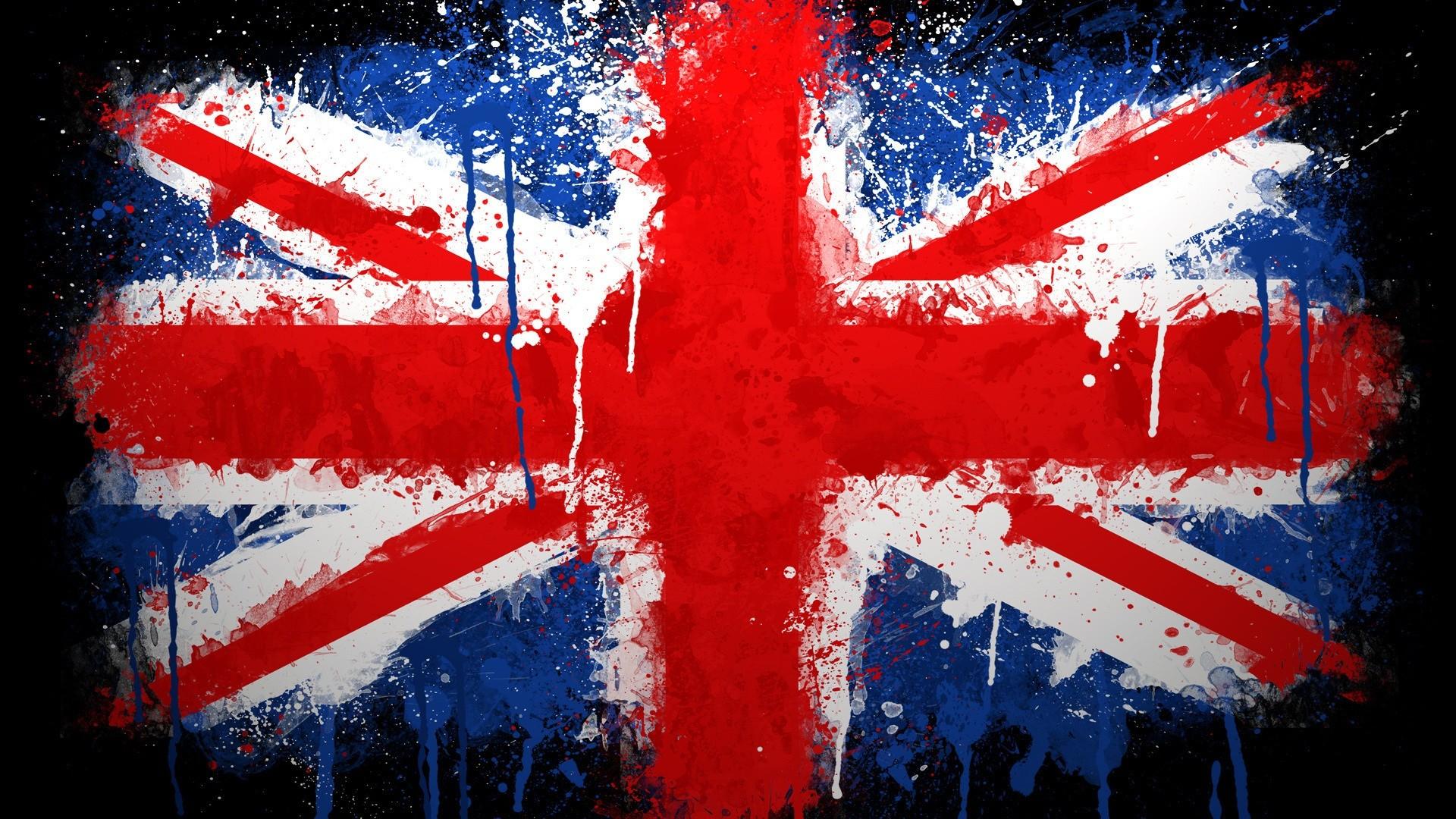 UK Great Britain Flag Wallpaper 1920x1080