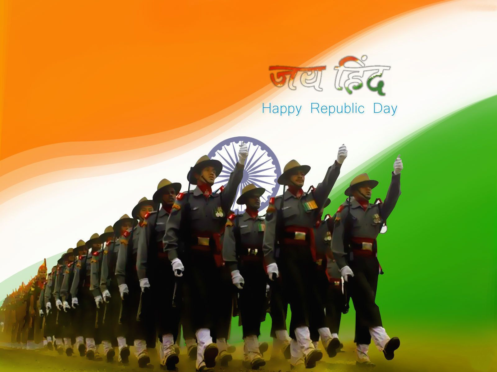 Independence Day Wallpapers 2017 With Indian Army 1600x1200