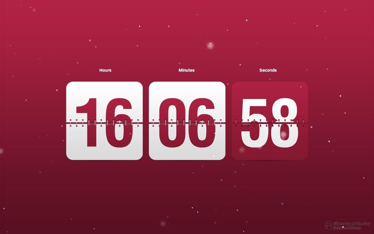 Calendar Countdown Wallpaper : Wallpaper countdown clock free wallpapersafari