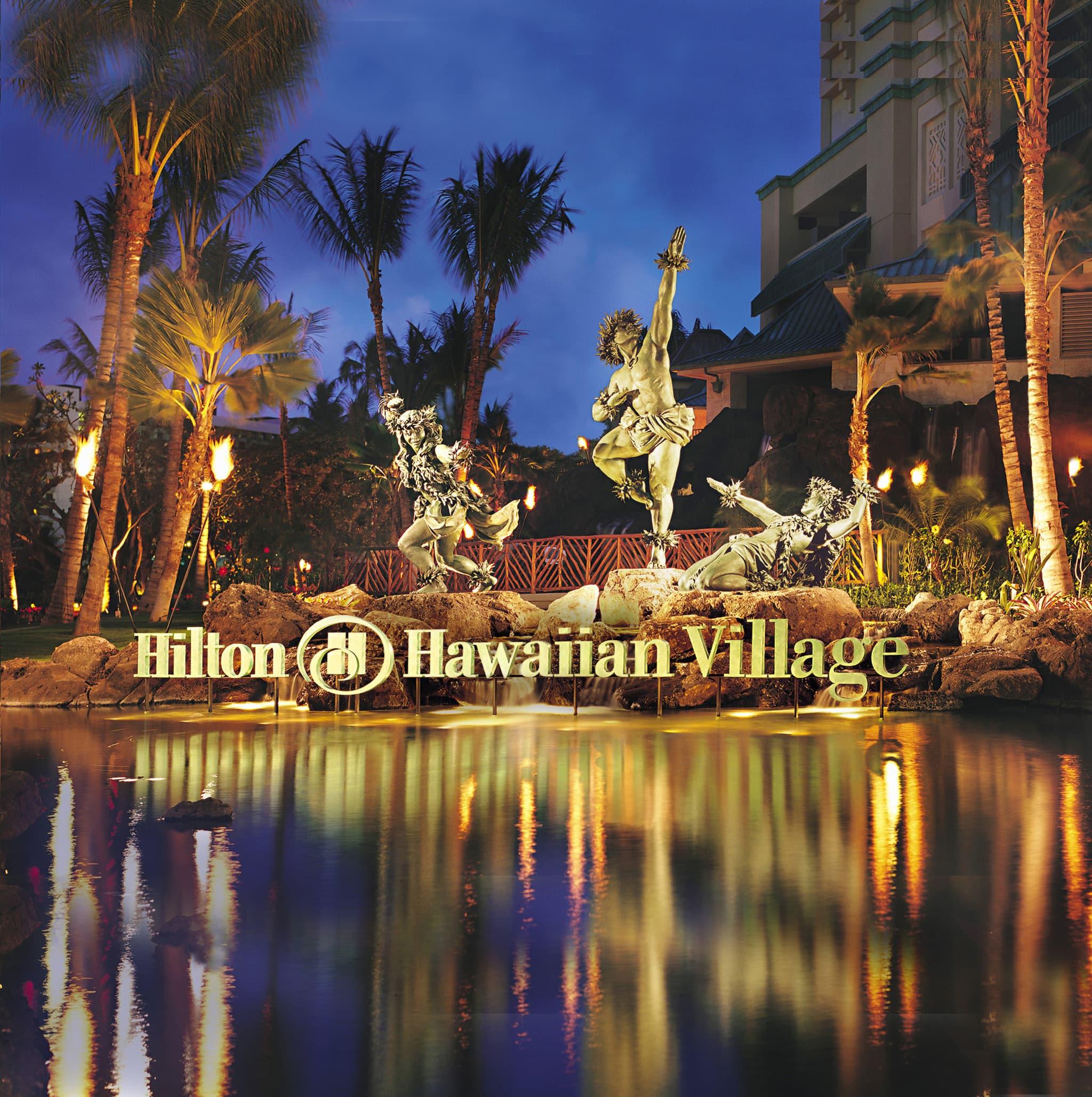 Hilton Hawaiian Village Resort Photo Gallery 2048x2057