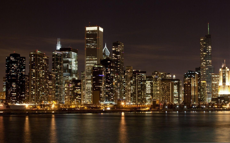 Cityscape Backgrounds 1440x900