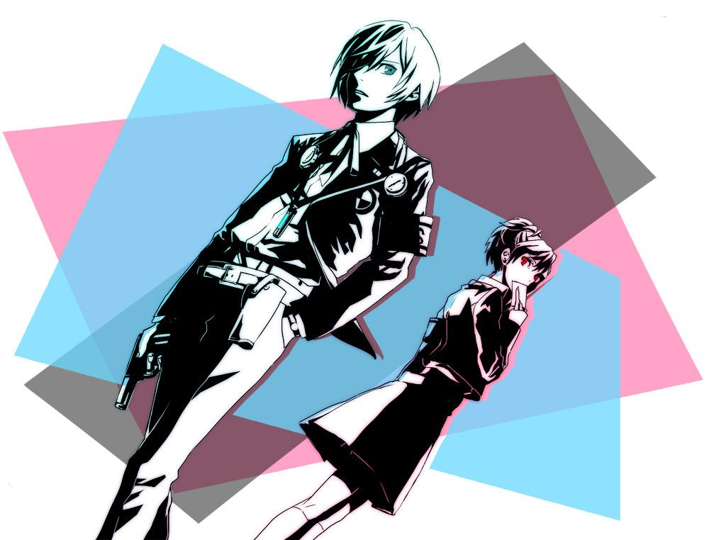 [49+] Persona 3 Portable Wallpaper on WallpaperSafari