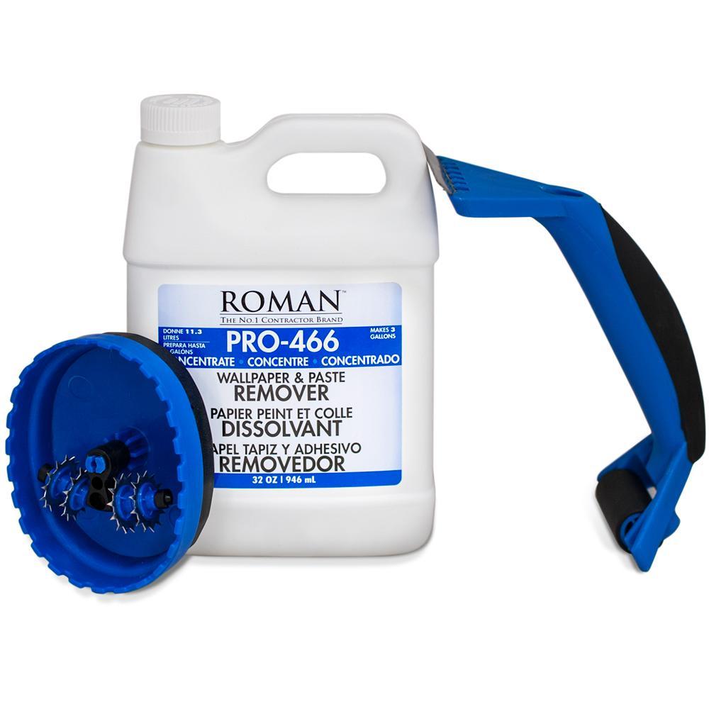 Roman Professional 32 oz Wallpaper Removal Kit 202221   The Home 1000x1000