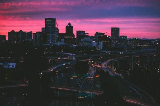 background hipster new york city boho city sunset urban vintage 610x406