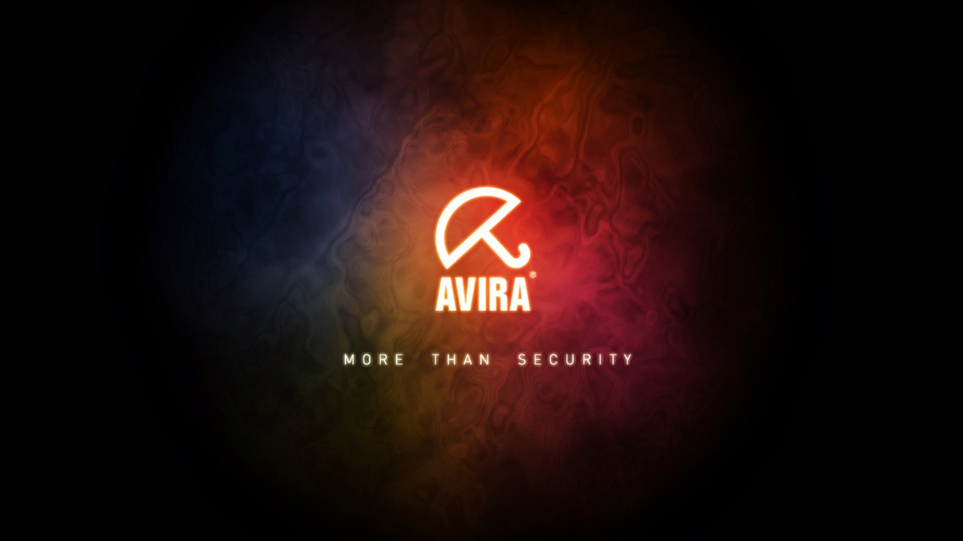 Avira Logo Dark Background u1 HD Wallpaper 1920x1080