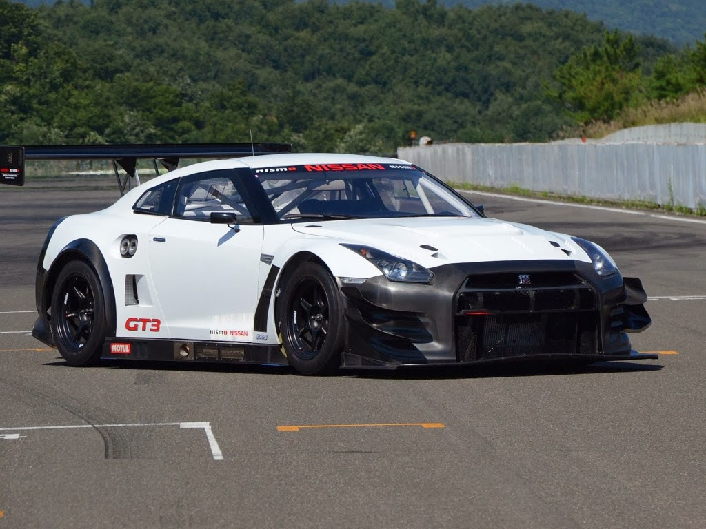 2014 Nissan GT R Nismo Wallpapers 1024x768