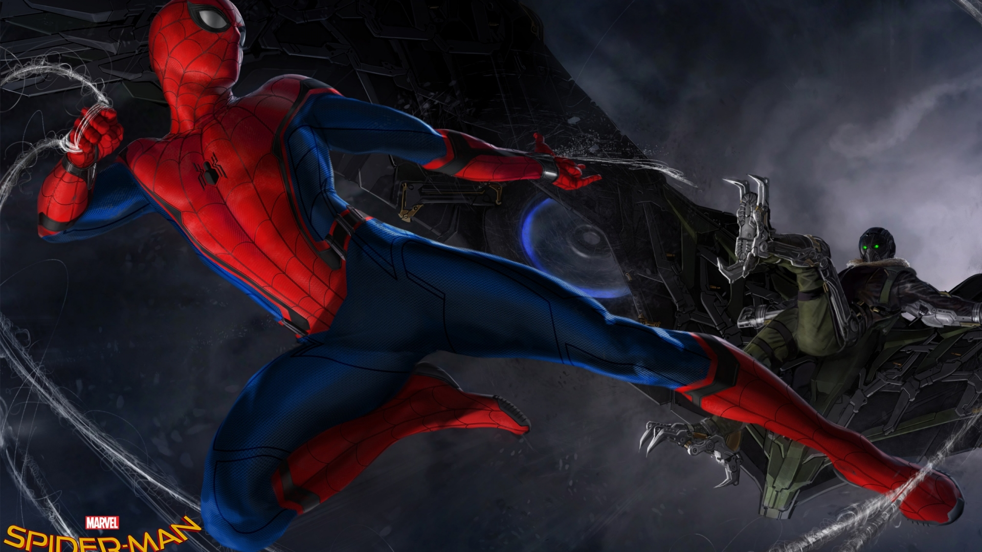 Wallpaper Spider Man Homecoming Images   Spider Man Homecoming 1920x1080