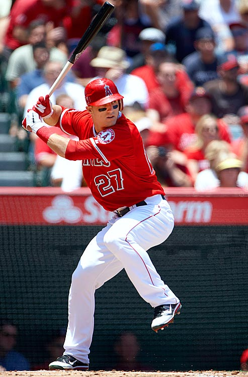 Free Download Angels Baseball Mike Trout Wallpaper 7