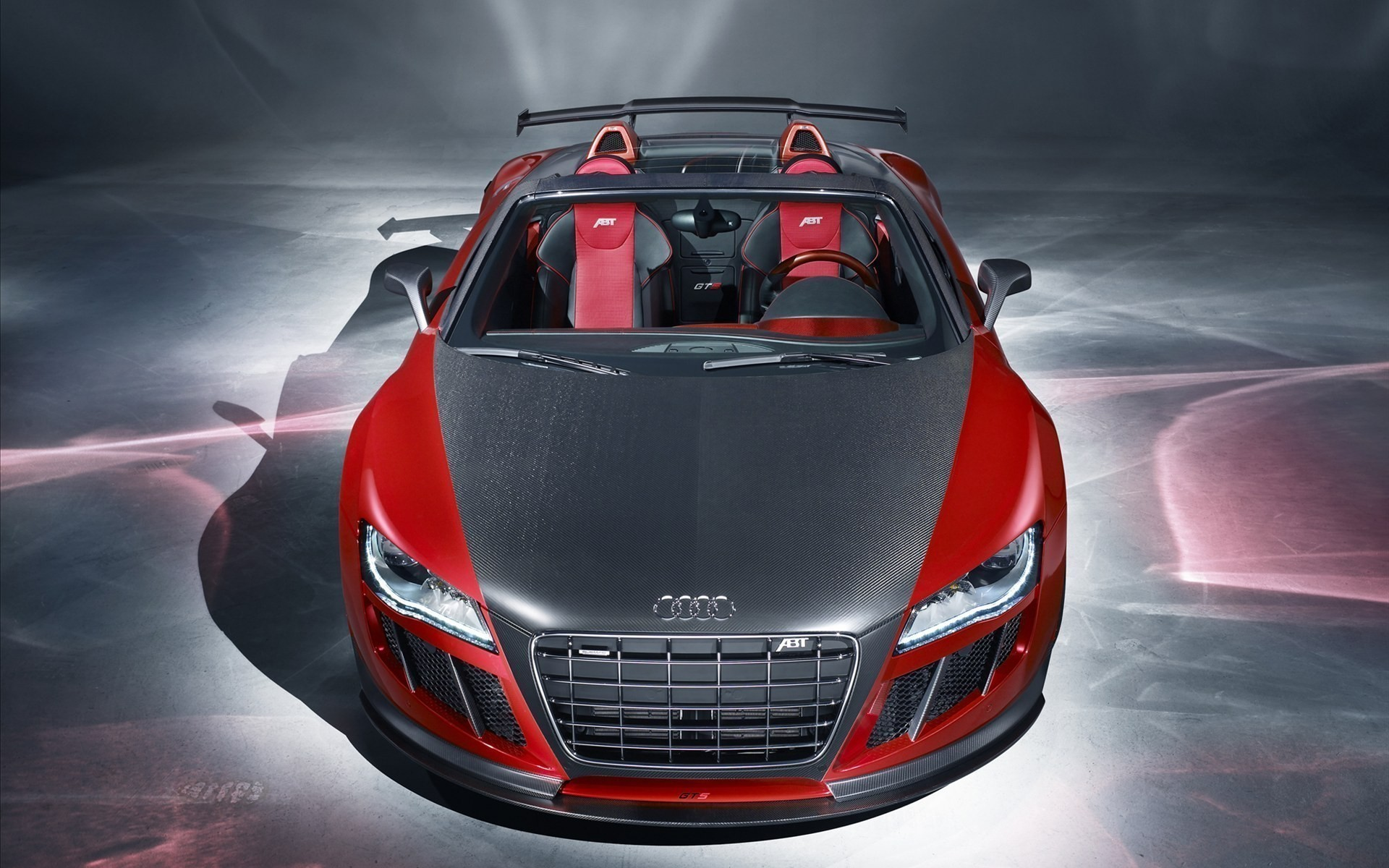 Abt audi r8 gt spyder german cars wallpaper 1920x1200