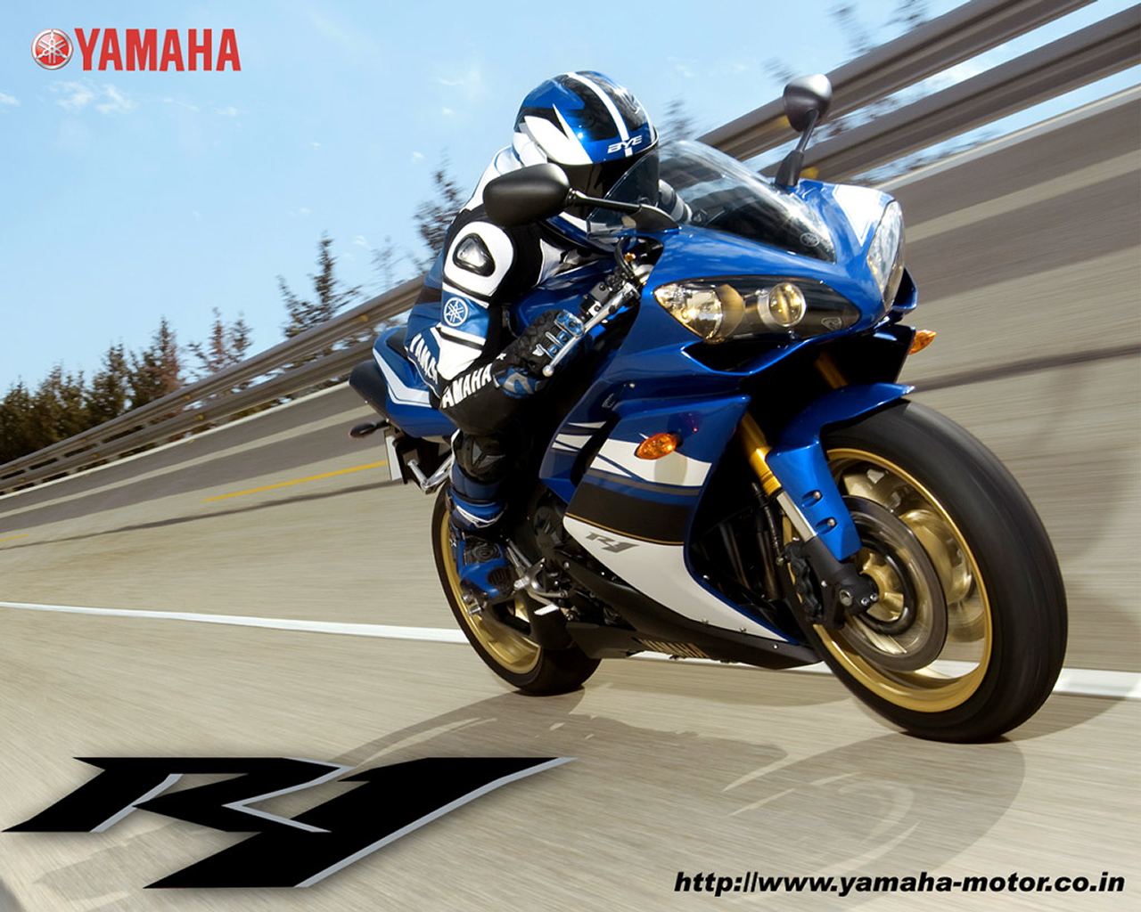 11 Responses to Yamaha YZF R1 Exclusive Wallpapers 1280x1024