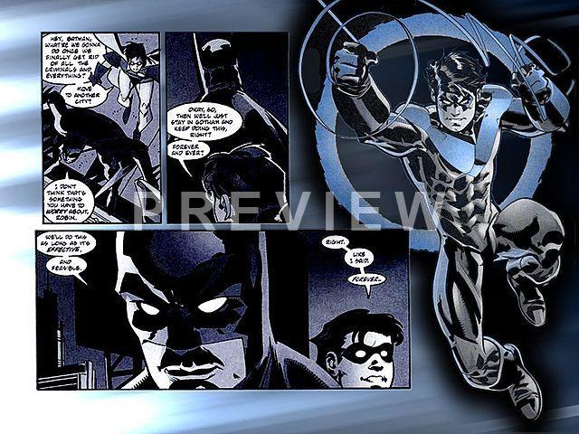 Nightwing   1366 768 Wallpaper 640x480