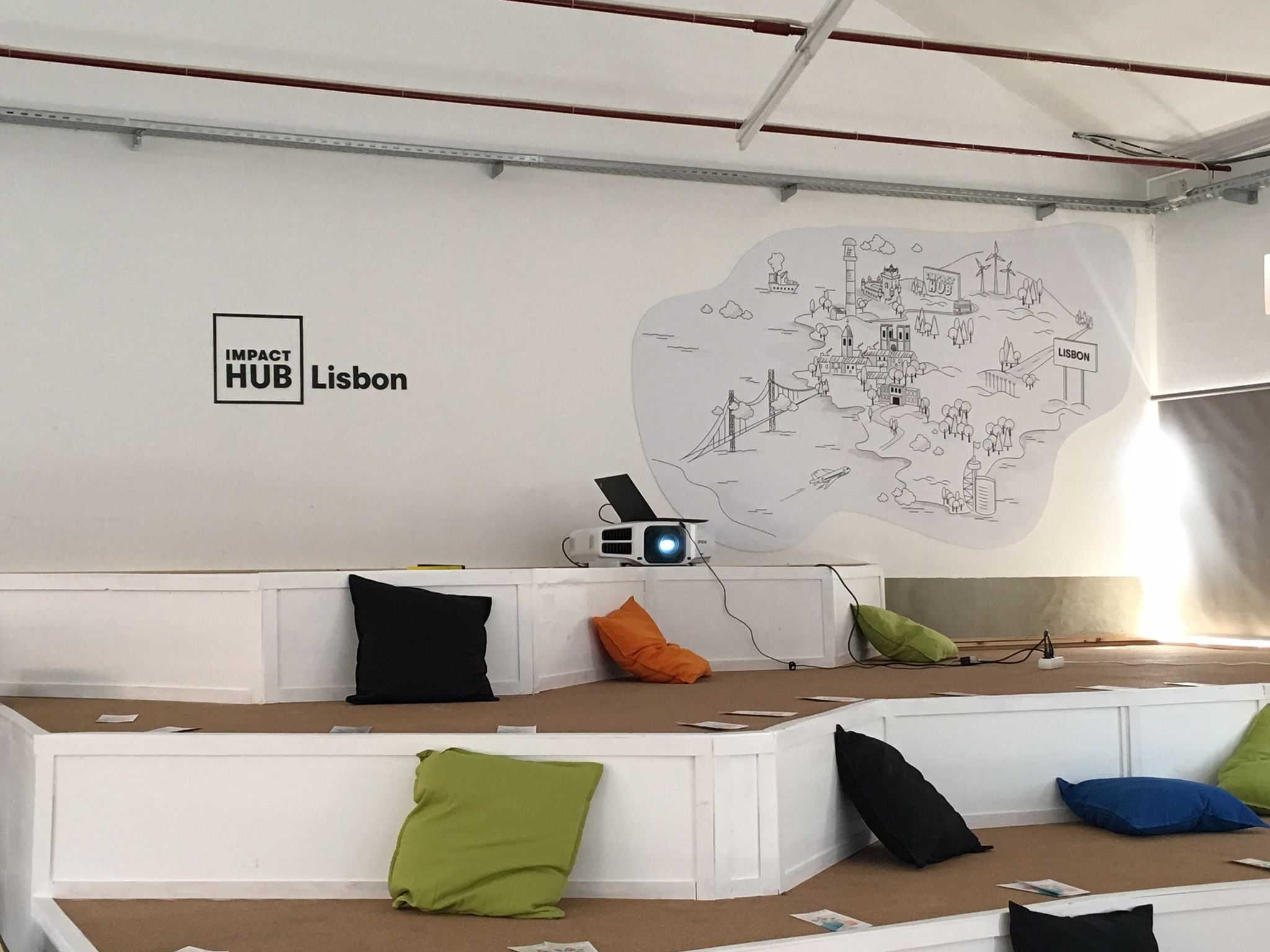 Impact Hub Lisbon Lisbon   Read Reviews Book Online 2048x1536
