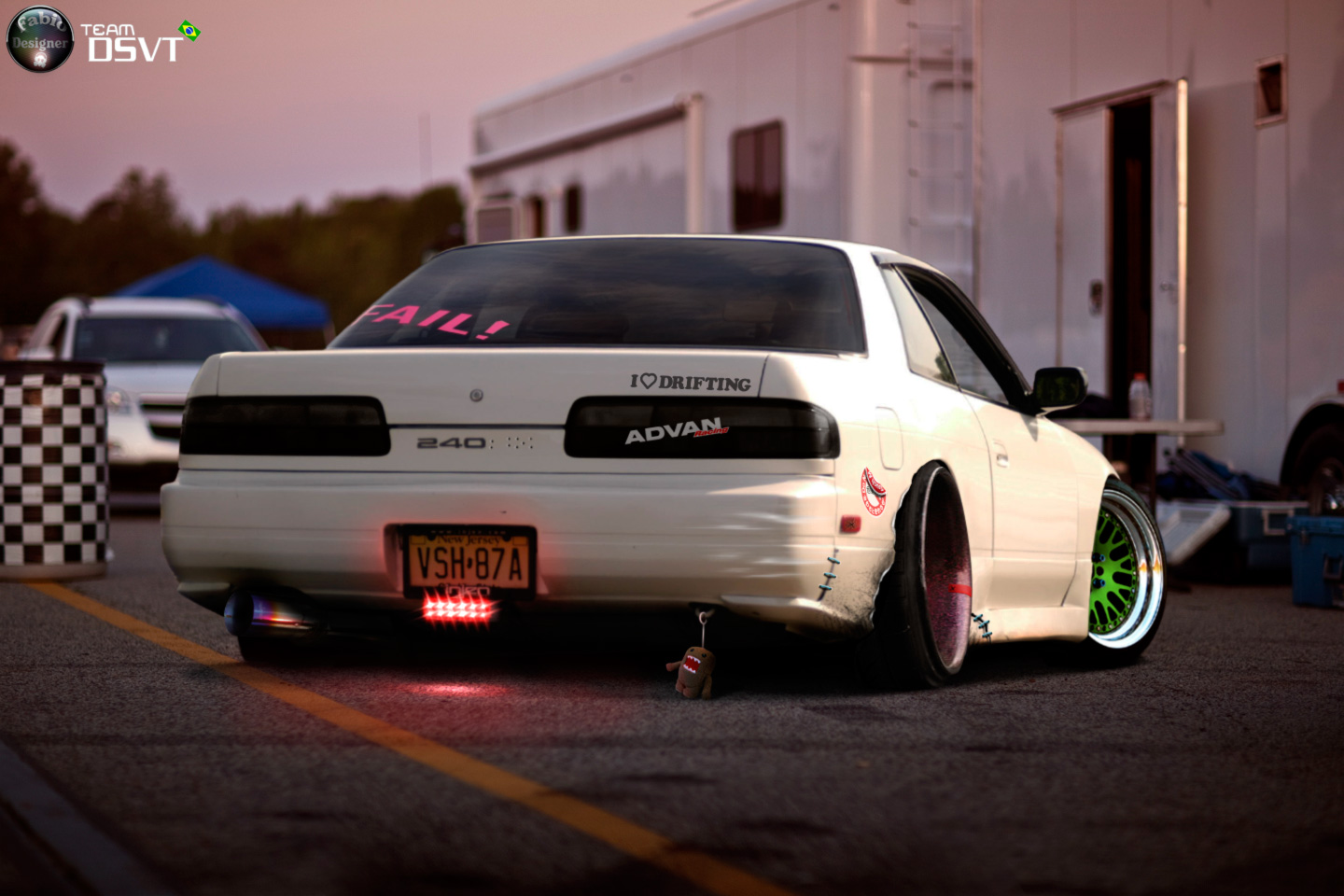 nissan silvia s13 wallpaper wallpapersafari
