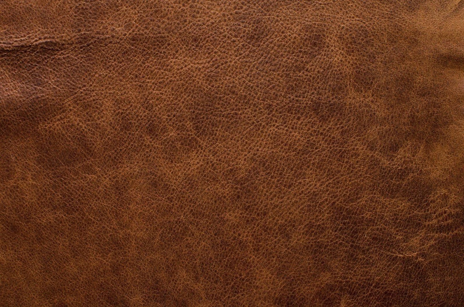 Brown Leather Wallpaper Wallpapersafari