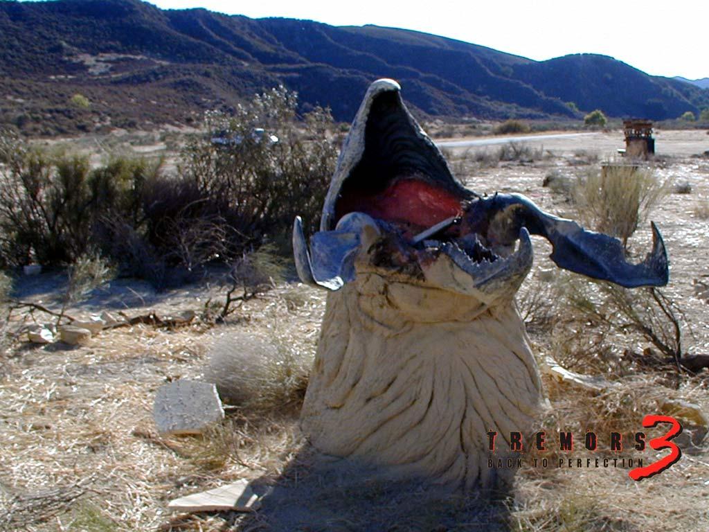 Tremors 3   Tremors fond dcran 31149240   fanpop 1024x768