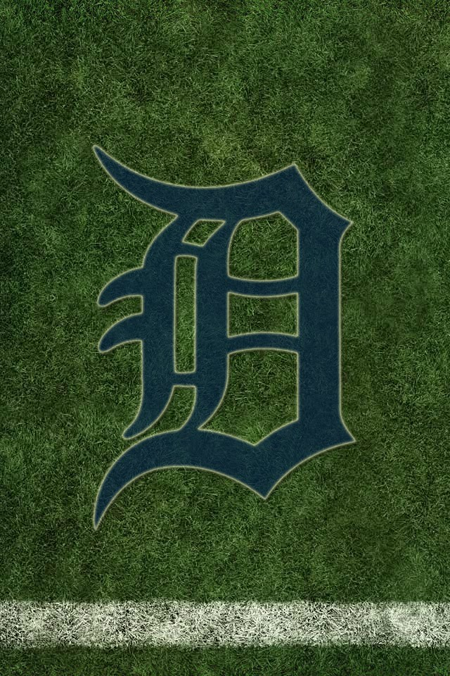 Detroit Tigers Wallpaper for iPhone 4 640x960