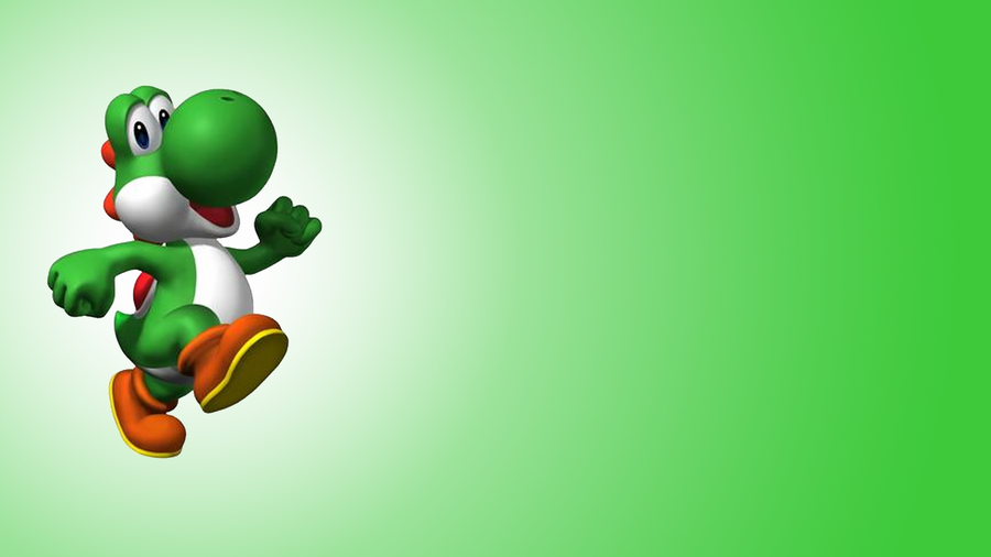 Yoshi Wallpaper 1920x1080 HD by xNiall 900x506