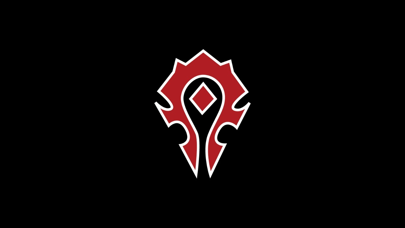 Free Download World Of Wallpaper 1366x768 World Of Warcraft Horde
