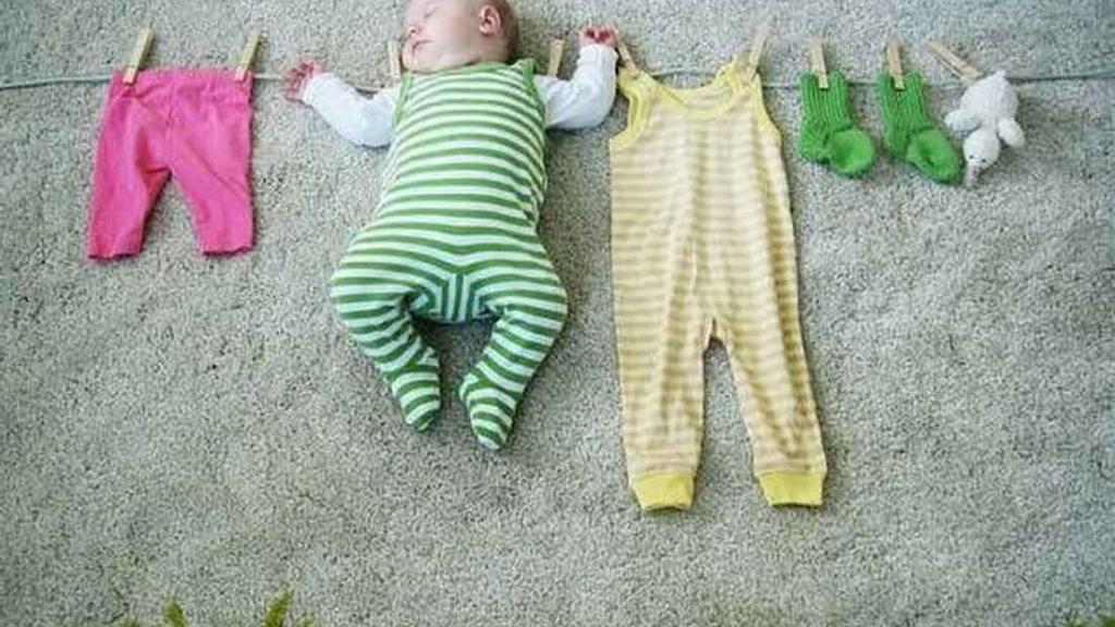 download Funny Baby Clothes 16 Desktop Wallpaper 1024x576